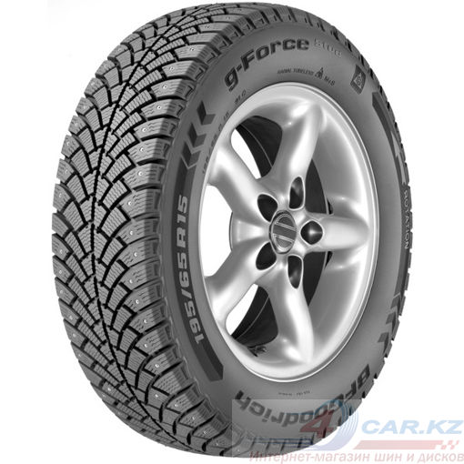 Шины BF Goodrich G-FORCE STUD GO 225/50 R17 98Q