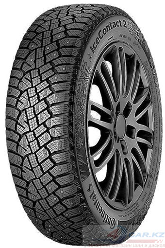 Шины Continental IceContact2 SUV 215/60 R17 96T
