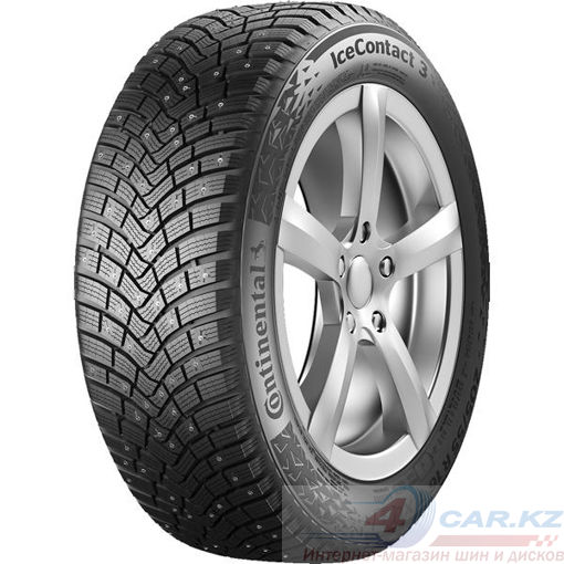 Шины CONTINENTAL IceContact 3 TR 245/50 R18 104T