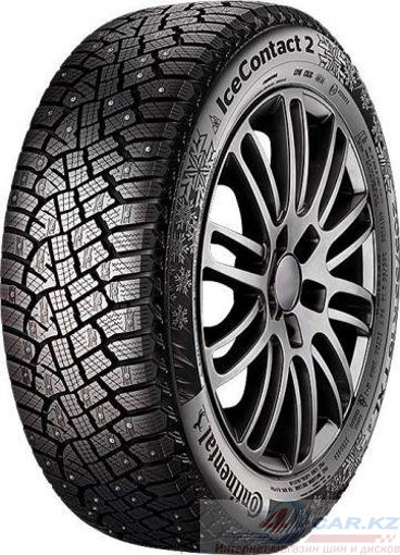 Шины Continental CotntiIce Contact2 275/40 R21 107T