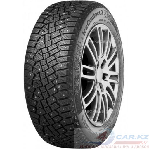 Шины Continental IceContact 2 245/50 R18 104T