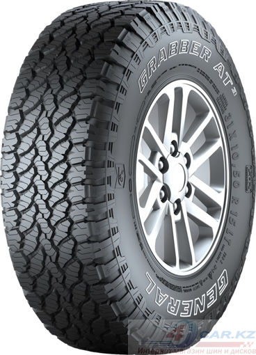Шины General Tire Grabber AT3 225/65 R17 102H