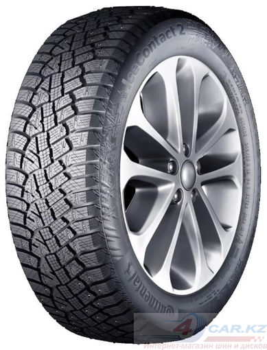 Шины Continental ContiIceContact 2 KD 245/45 R17 99T