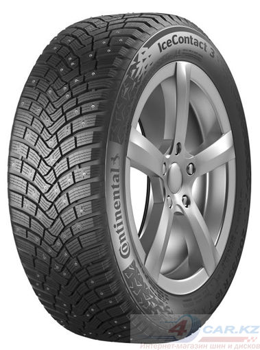 Шины Continental IceContact 3 245/50 R18 104T