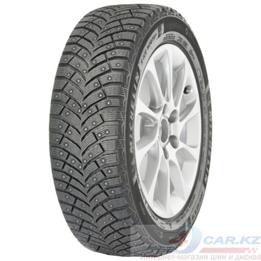 Шины Michelin X-ICE NORTH 4 SUV 275/50 R21 113T