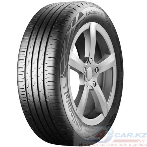 Шины Continental ContiEcoContact 6 185/60 R14 82H