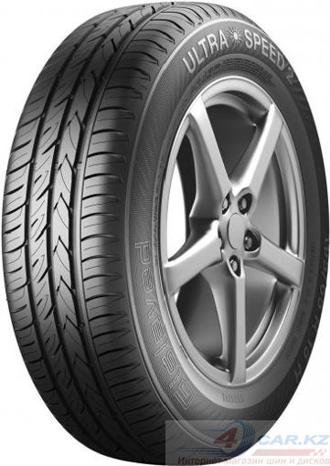 Шины Gislaved Ultra Speed 2 235/55 R18 100V