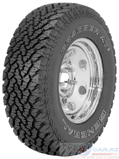 Шины General Tire Grabber AT2 265/75 R16 121/118R