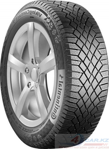 Шины CONTINENTAL Viking Contact 7 255/60 R18 112T