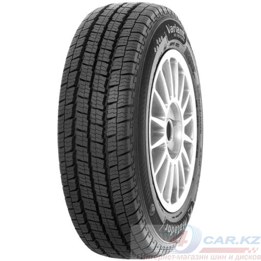 Шины Matador MPS125 Variant All Weather 205/65 R16C 107/105T