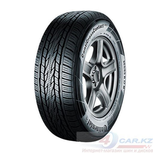 Шины Continental ContiCrossContact LX2 265/65 R18 114H