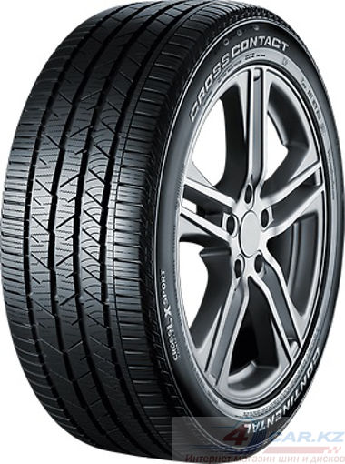 Шины Continental ContiCrossContact LXSP 255/50 R19 107H
