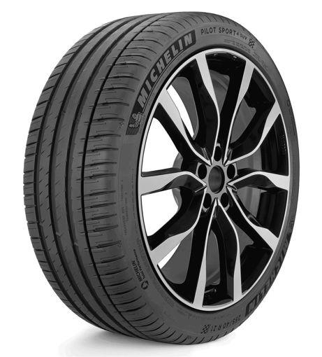 Шины Michelin Pilot sport 4 275/40 R21 107Y