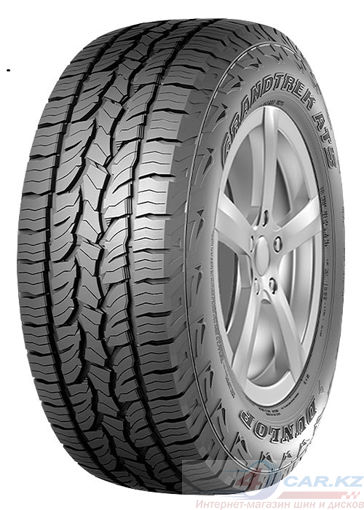 Шины Dunlop Grandtrek AT5 245/75 R16 114/111S