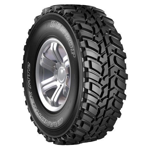 Шины Dunlop Grandtrek MT2 255/85 R16 112/109Q