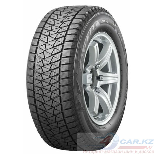 Шины Bridgestone Blizzak DM-V2 275/60 R20 115R